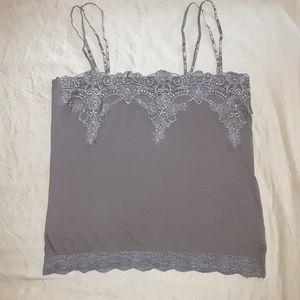 Modal & cotton blend camisole size M